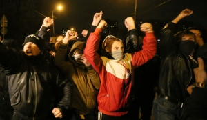 Massive rioting in Moscow after migrant accused of killing local Shcherbakov