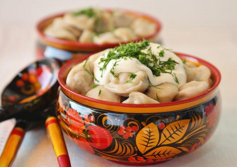 Aus der russischen Küche: Rezept Nr. 16 – Pelmeni (z.Dt. Maultaschen ...