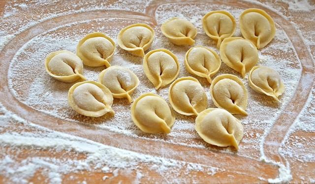 Aus der russischen Küche: Rezept Nr. 16 – Pelmeni (z.Dt ...