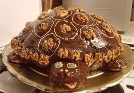 Aus Der Russischen Kuche Rezept Nr 23 Torte Schildkrote